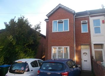 Thumbnail 4 bed terraced house to rent in Broadlands Road, Southampton