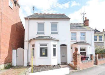 Thumbnail 3 bedroom semi-detached house for sale in Wilson Road, Reading
