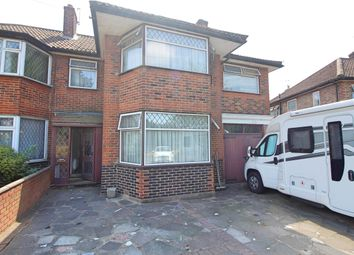 Thumbnail 4 bed semi-detached house for sale in Beverley Drive, Edgware
