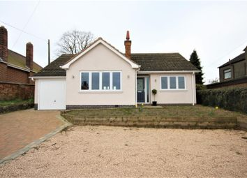 Thumbnail 2 bedroom bungalow for sale in Hough Hill, Swannington, Coalville