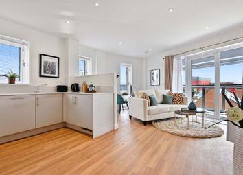 Thumbnail 1 bedroom flat for sale in Western Avenue, London