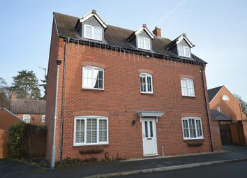 Thumbnail 5 bedroom detached house for sale in Shoveller Drive, Apley, Telford, Shropshire.