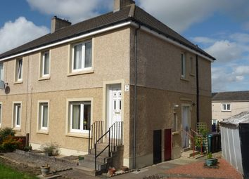 Thumbnail 2 bed flat for sale in Northmuir Drive, Wishaw, North Lanarkshire