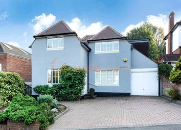 Highwood Hill, London NW7. 4 bed detached house