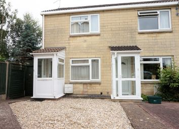 Thumbnail 1 bed end terrace house for sale in Kilve Close, Taunton