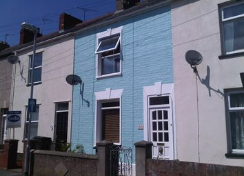 Thumbnail 2 bed terraced house to rent in Portman Street, Taunton