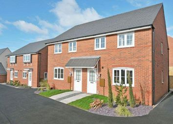 "Thumbnail 3 bed terraced house for sale in ""Finchley"" at Lime Pit Lane, Cannock"