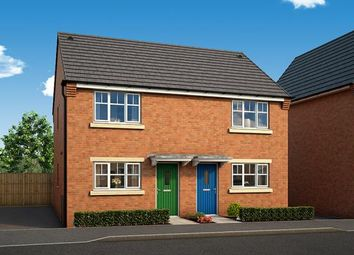 "Thumbnail 2 bed property for sale in ""The Elm At The Willows, Dudley"" at Middlepark Road, Dudley"