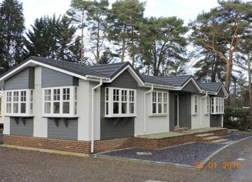 Thumbnail 2 bedroom bungalow for sale in 1 Mulberry Close, Ferndown, Dorset