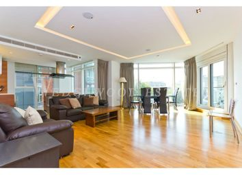 Thumbnail 2 bed flat to rent in Ascensis Tower, Juniper Drive, Battersea Reach, London
