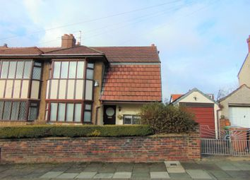 Thumbnail 3 bed semi-detached house to rent in Hursts Bank, Bebington, Wirral, Merseyside
