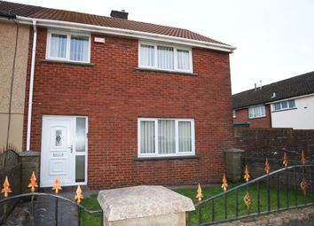 Thumbnail 3 bed semi-detached house for sale in Spruce Tree Grove, Merthyr Tydfil