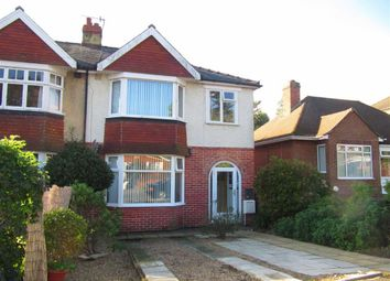 Thumbnail 3 bed semi-detached house for sale in Battle Road, St Leonards-On-Sea, East Sussex