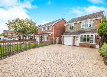 Thumbnail 3 bed detached house for sale in Stead Close, Tipton