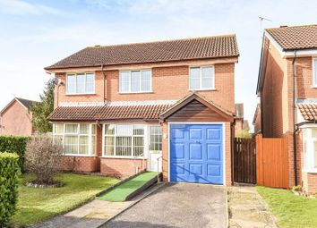 Thumbnail 4 bed detached house for sale in Minchins Close, Abingdon