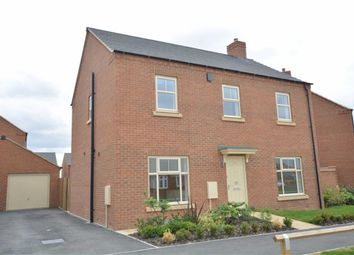 Thumbnail 4 bed detached house for sale in Reservoir Road, Burton On Trent