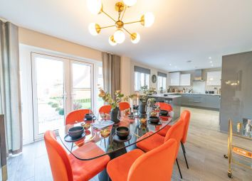 Thumbnail 3 bed semi-detached house for sale in Guillemont Park, Hawley