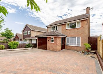 Thumbnail 3 bed detached house for sale in Byron Close, Bletchley, Milton Keynes