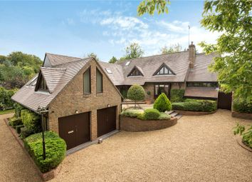 Thumbnail 6 bed detached house for sale in Petersfield Road, Ropley, Alresford, Hampshire