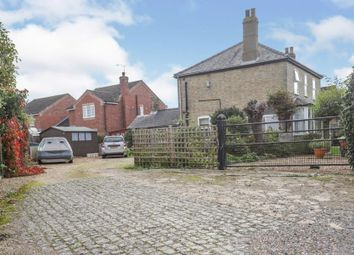 Littleport, Ely, Cambridgeshire CB6. 4 bed detached house for sale