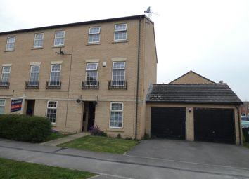 Thumbnail 4 bed town house for sale in Lambrell Avenue, Kiveton Park, Sheffield