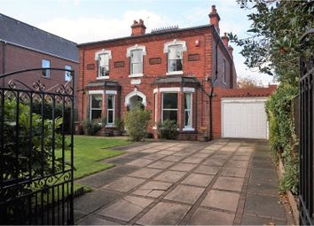 Thumbnail 5 bed detached house for sale in Abbey Park Road, Grimsby