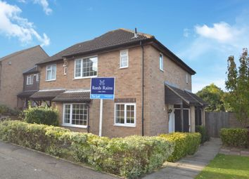 Thumbnail 1 bed terraced house to rent in Charlotte Close, Walderslade, Chatham