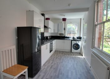 Thumbnail 4 bed terraced house to rent in Gotham Street, Leicester