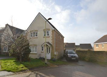 Thumbnail 3 bed detached house for sale in Balmoral Crescent, Okehampton