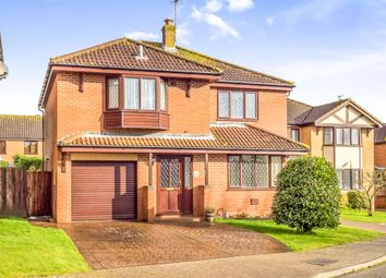 Thumbnail 4 bedroom detached house for sale in Lancaster Rise, Mundesley, Norwich