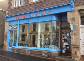 Thumbnail Retail premises for sale in Comrie Street, Crieff