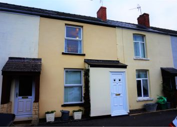 Thumbnail 2 bed terraced house for sale in College View, Stonehouse