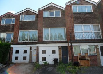 Thumbnail 3 bed town house for sale in Nash Square, Perry Barr, West Midlands