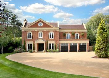 Princes Drive, Oxshott, Surrey KT22. 6 bed detached house for sale