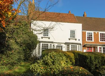 Thumbnail 3 bed terraced house for sale in Wood Street, Barnet