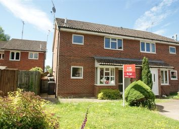 Thumbnail 1 bed semi-detached house to rent in Hartley Meadows, Whitchurch, Hampshire