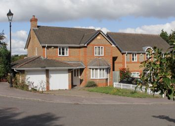 Thumbnail 4 bed detached house to rent in Roebuck Rise, Purley On Thames