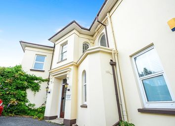 Thumbnail 1 bed flat to rent in Southfield Road, Paignton