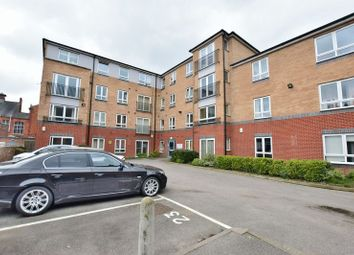 Thumbnail 2 bed flat for sale in Tanners Court, Lincoln