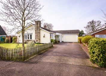 Thumbnail 3 bed detached bungalow for sale in Coniston Road, Brooke