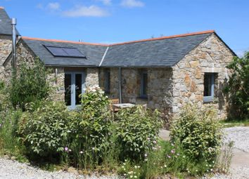 Thumbnail 1 bed cottage for sale in Carnmenellis, Redruth