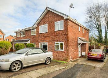 2 bed terraced house for sale in Bilbury Close, Walkwood, Redditch B97