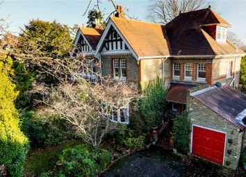 Thumbnail 5 bed semi-detached house for sale in Langley Avenue, Surbiton