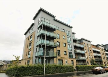 Thumbnail 2 bed flat for sale in Abbey Place, Paisley