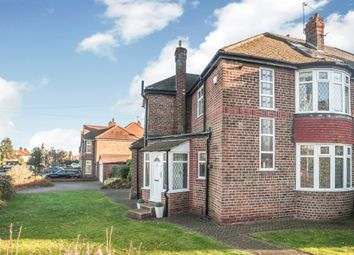 Thumbnail 4 bed semi-detached house for sale in Beverley Road, Anlaby, Hull