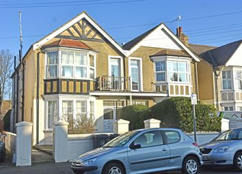 Thumbnail 1 bed flat for sale in Navarino Road, Worthing
