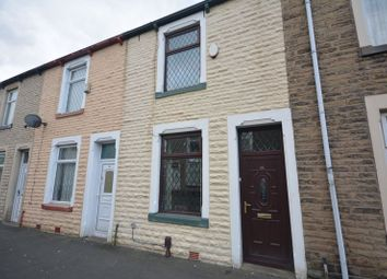 Thumbnail 2 bed terraced house for sale in Lebanon Street, Burnley