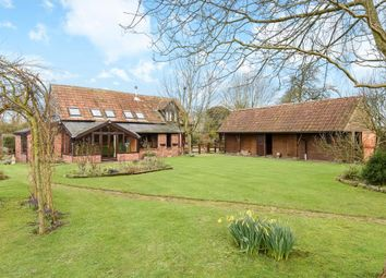Thumbnail 4 bed detached house for sale in Weobley Marsh, Herefordshire