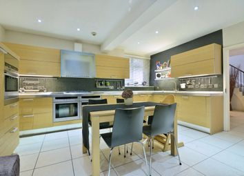 Thumbnail 4 bed town house to rent in Chester Close North, London