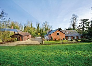 Thumbnail 6 bed barn conversion for sale in Whitings, Gayhurst, Newport Pagnell